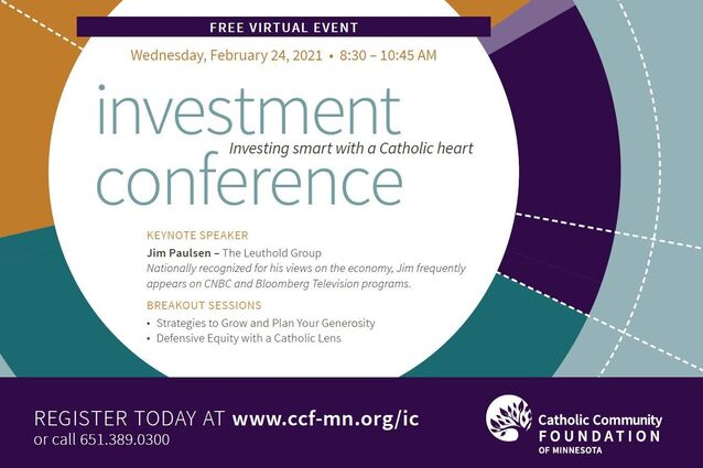 Investing smart with a Catholic heart