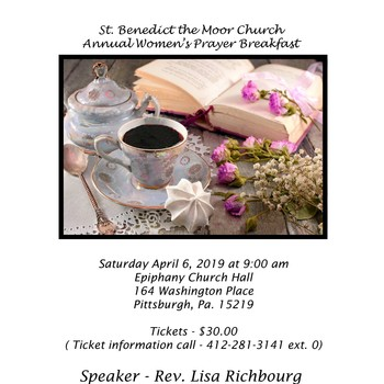 Annual Women's Prayer Breakfast