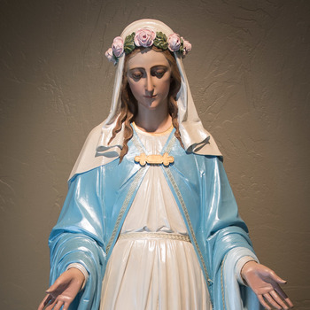 Vigil Mass for the Feast of the Immaculate Conception of Blessed Virgin Mary