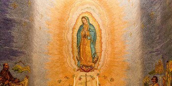 Feastday Mass of Our Lady of Guadalupe