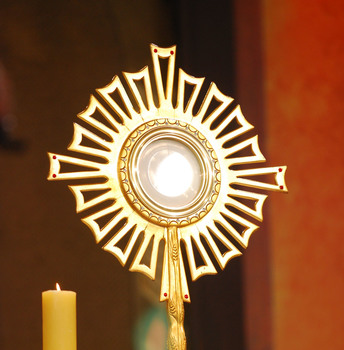 40 Hours of Eucharistic Adoration