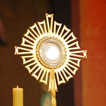 40 Hours of Perpetual Adoration begins