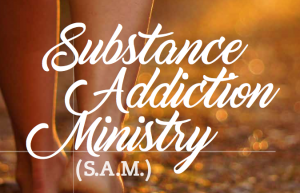 Substance Addiction Ministry for Recovery