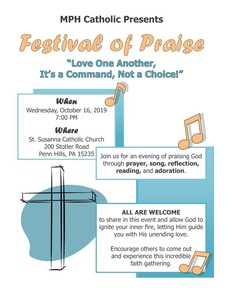Join the Contemporary Choir for Our Next Festival of Praise!