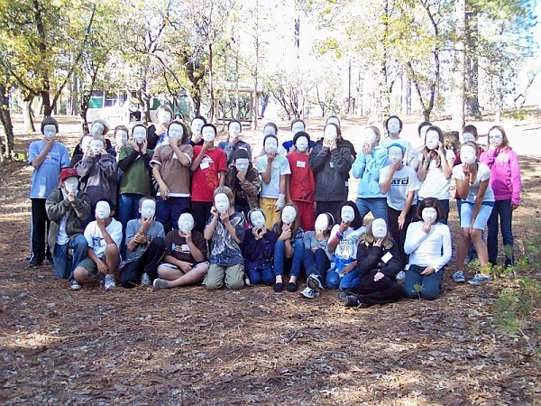 Sixth Grade Retreat