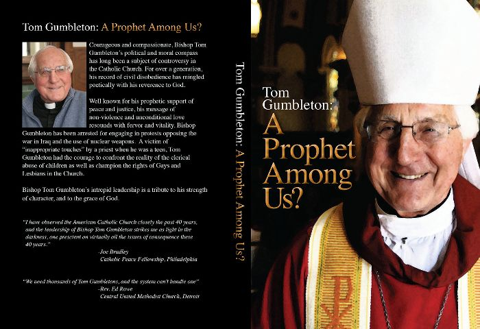 "Movie Night: ""Bishop Thomas Gumbleton: A Prophet Among Us?"""