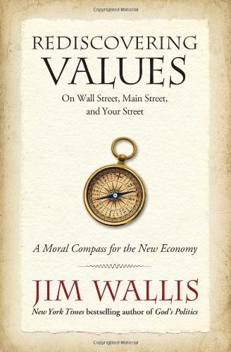 "Book Discussion Group: ""Rediscovering Values: On Wall Street, Main Street, & Your Street"" by Jim Wal"