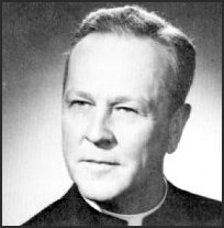 First Pastor of SPX, Monsignor Vincent Wolf