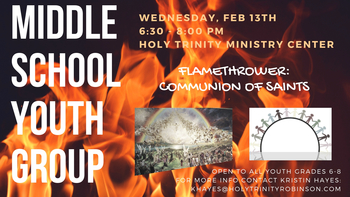 Youth Group Meeting
