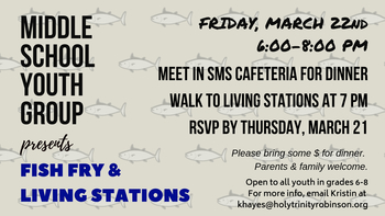 Fish Fry & Living Stations