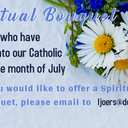 Collecting Bouquets ... Spiritual Bouquets