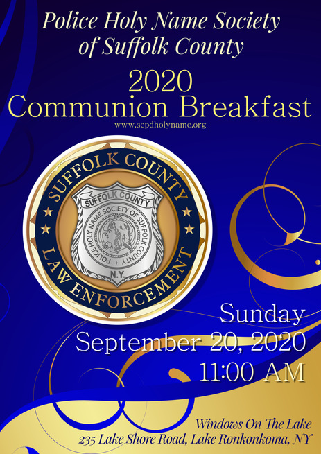 2020 Annual Mass and Communion Breakfast