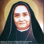 Saint of the Month - Mother Lupita