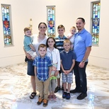 Let the Little Children Come to Me: On the Importance of Eucharistic Adoration for Families