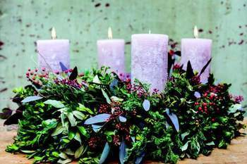 """Advent – our liturgical """"Happy New Year"""""""