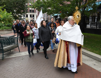 Ignite the faith marks historic Eucharistic Congress