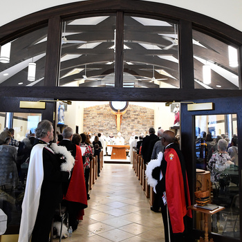 A New Home for St. Clare Parish