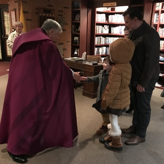 Bishop embarks on visits to all parishes in the Diocese