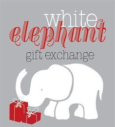 White Elephant Gift Exchange & Youth Group Meeting