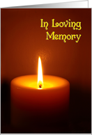 Book of Remembrance for November