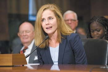 Amy Coney Barrett and our Regime of Stratagems