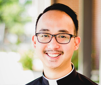 Welcome Fr. Khoi!