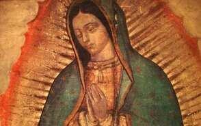 A Prayer to the Holy Virgin of Guadalupe