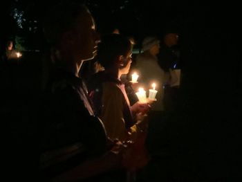 Candlelight Rosary for Life