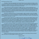 Letter from Bishop Gainer RE: Synod