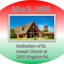 25th Anniversary of St. Joseph Church's Dedication