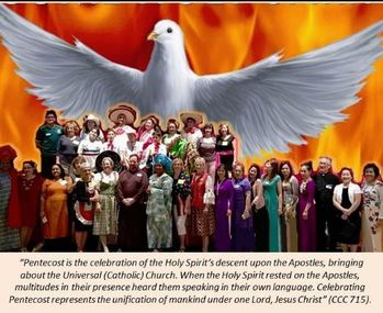 Pentecost and Our Universal (Catholic) Church