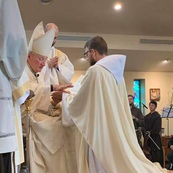 Father Tage Mass of Thanksgiving