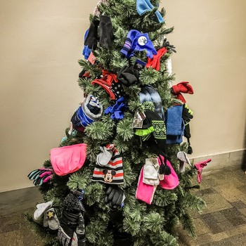 Mitten Tree Donations Still Being Accepted