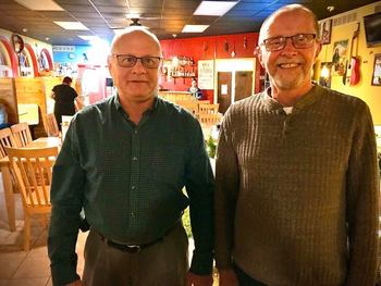 St. Joseph Celebrates Retirement of Dale Hanna and Mark Johnson