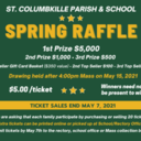 St. Columbkille Parish and School Raffle