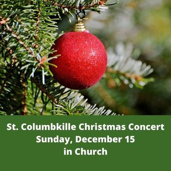Music Ministry Christmas Concert