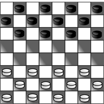 Checkers with Seniors