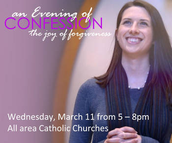 Diocesan-wide Evening of Confession
