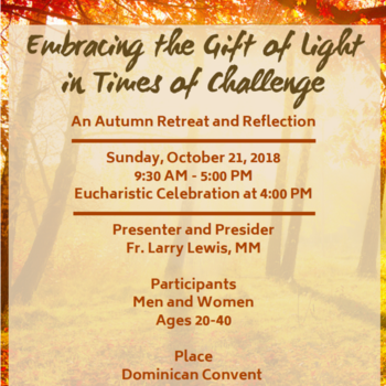 Retreat: Embracing the Gift of Light in Times of Challenge