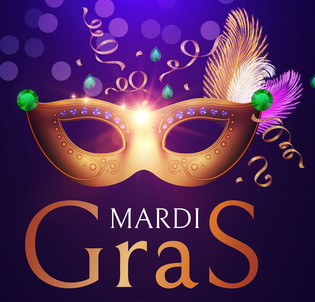 Social Edge Night: Mardi Gras Social