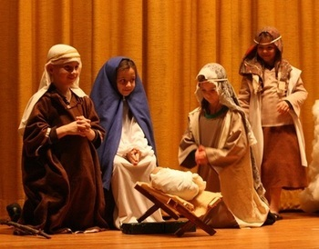 Sign-Up Christmas Pageant
