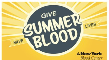 Summer Blood Drive