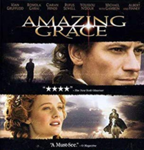 "Movie ""Amazing Grace"" at Mary & Mercy Center"