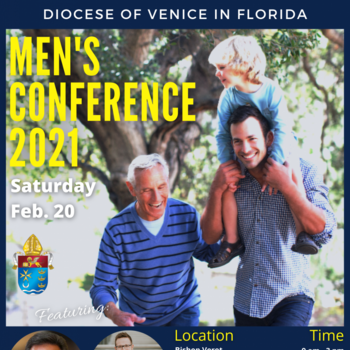 Men's Conference 2021 - Diocese of Venice