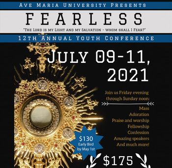 12th Annual Youth Conference July 9-11
