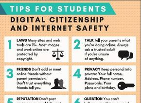 Digital Citizen Tips for Students