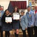 Norristown Catholic War Veterans Post 1182 Spelling Bee Champs