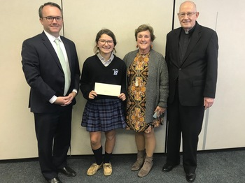 Neumann Scholarship awarded