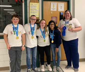 STEM Champions Crowned