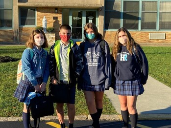 Student Council Officers Appointed